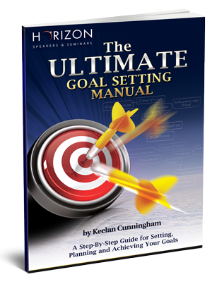 The Ultimate Goal Setting Manual by Keelan Cunningham