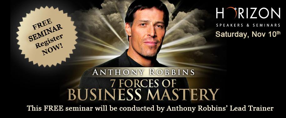 anthony robbins business mastery pdf